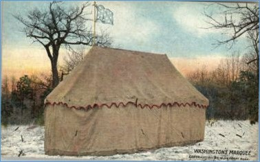 Washington tent